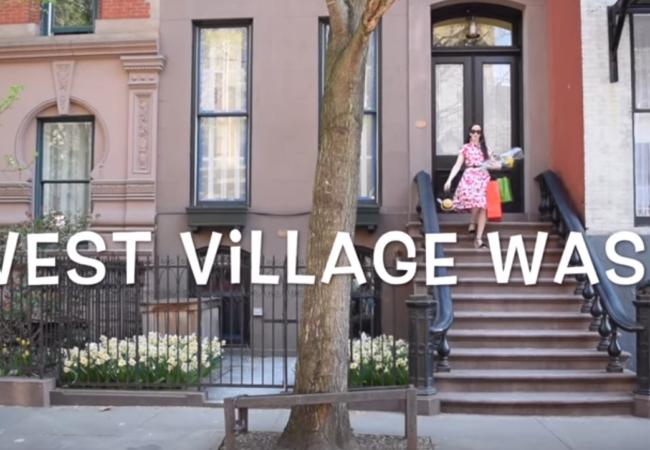 West Village WASP